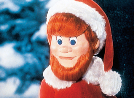 Kris Kringle from Santa Claus is Coming to Town