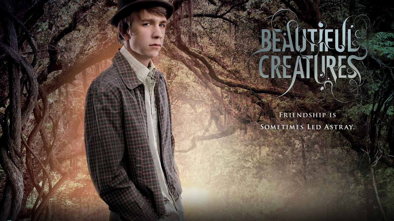 Beautiful Creatures Link And Ridley Marry Date or Dump: Be...
