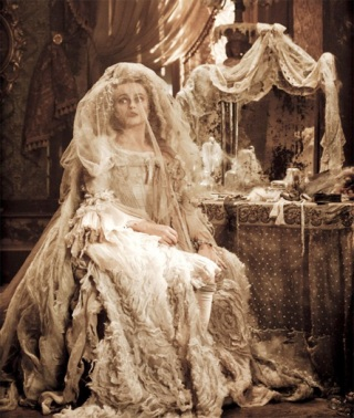 hbc-as-miss-havisham