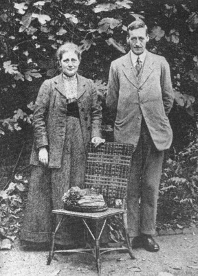 Beatrix Potter and William Heelis