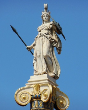 Athena: Goddess of Wisdon