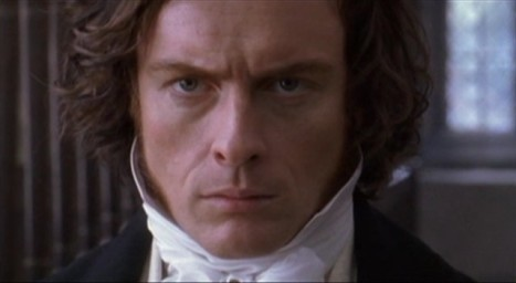 Mr. Rochester, from Jane Eyre by Charlotte Bronte