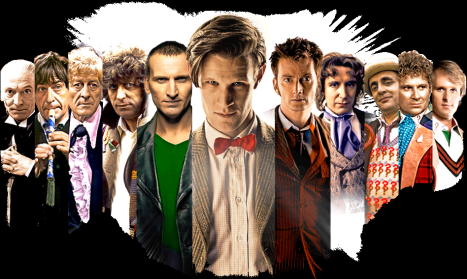 Dr. Who (choose whichever one you want or all of them)