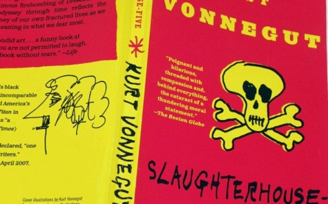Billy Pilgrim from SLAUGHTERHOUSE-FIVE