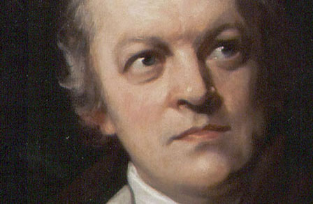 "William Blake: ""Those who restrain desire do so because theirs is weak enough to be restrained."""