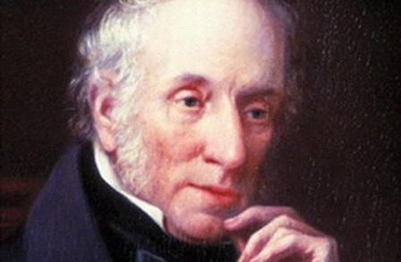 "William Wordsworth: ""Fill your paper with the breathings of your heart."""