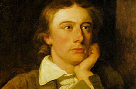 "John Keats: ""My love is selfish. I cannot breathe without you."""