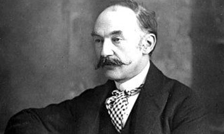 Thomas Hardy author of Tess of the d'Urbervilles & Jude the Obscure
