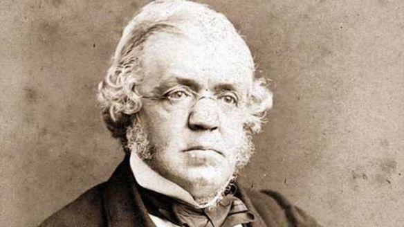 William Thackeray author of Vanity Fair