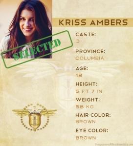 Kriss_Ambers_Info