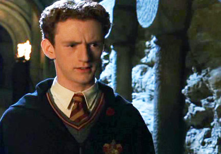 Percy Weasley: Prefect then Ministry of Magic employee, kind of a flip-flopper