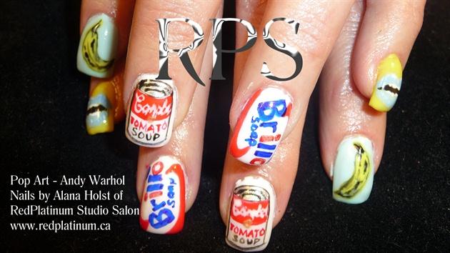 Andy Warhol Manicure
