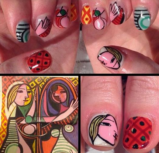 Picasso Manicure