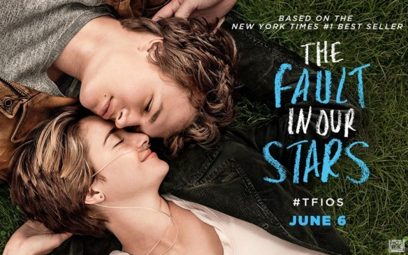 The Fault in Our Stars, based on the book by John Green