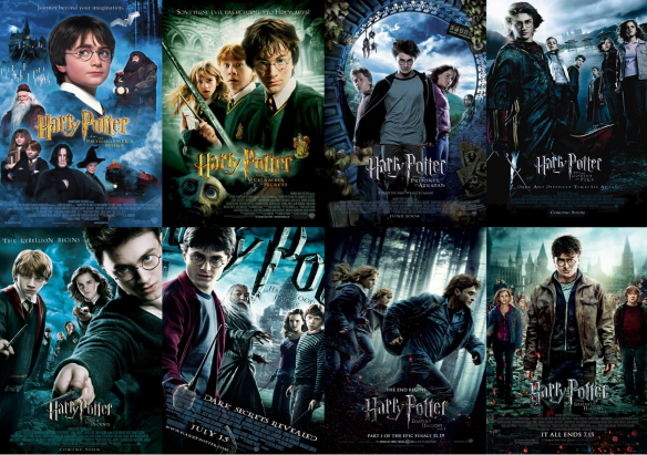 The Harry Potter Films