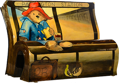 Please Look After This Bear, by Michael Bond