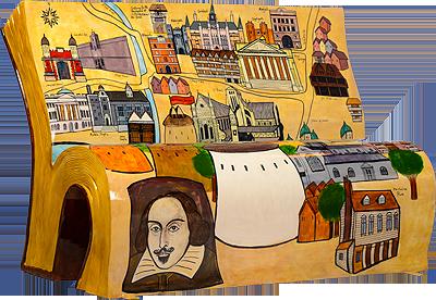 Shakespeare's London - WIlliam Shakespeare