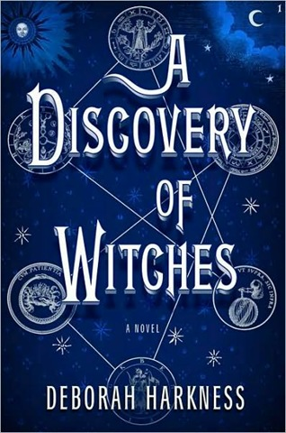 Diana Bishop, from A Discovery of Witches by Deborah Harkness
