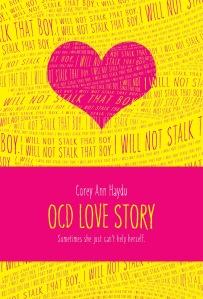 OCD Love Story by Corey Ann Haydu