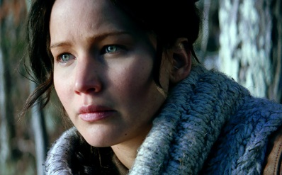 Katniss Everdeen from The Hunger Game trilogy