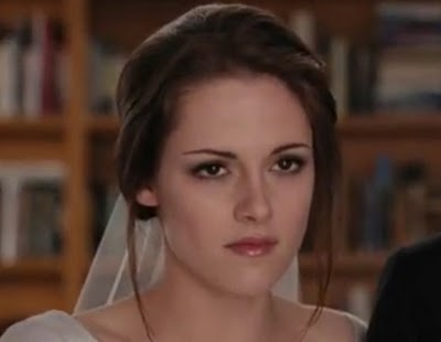 Bella Swan from the Twilight series