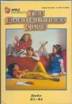 The Babysitters Club (all of them), by Ann M. Martin