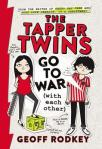 The Tapper Twins Go to Way, by Geoff Rodkey
