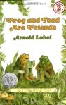 Frog and Toad Are Friends, by Arnold Lobel