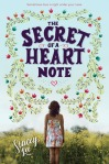 Secret of a Heart Note, by Stacey Lee